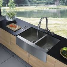 40 Inch Kitchen Sink Hazelton Stainless Steel 60 40 Well Farmhouse Sink 33