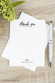 personalised writing paper sets best 25 personalized stationery ideas on pinterest personalized thank you so very much flat notecards by curiopress custom personalized stationery and paper