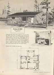 Eichler Homes Floor Plans Vintage House Plans Mid Century Homes 1950s Homes 1950 Ranch Mid