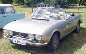 peugeot 504 modified carshow outtake the convertibles of europe