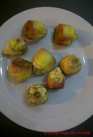 cuisiner des artichauts petits artichauts à l huile d olive antipasto italien l italie
