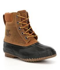 s waterproof boots sorel s cheyanne ii waterproof boots dillards