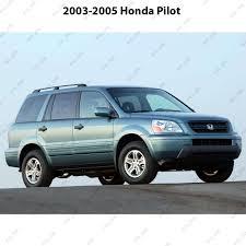 Honda Pilot 2003 Reviews Honda Pilot 4 Door Suv Blue 12v Led Smd Full Interior Light Bulb