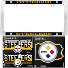 Steelers Bathroom Set Pittsburgh Steelers Auto Accessories Car Truck Accessory