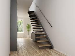 escalier bois design acheter un escalier suspendu design en kit pas cher à lyon stairkaze