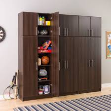 Storage Cabinets Espresso Elite 32