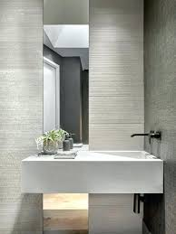 modern powder room sinks modern powder room staggering powder room mid sized modern gray tile