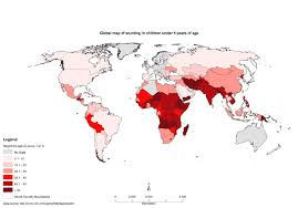 World Hunger Map by Roger Thurow Outrage U0026 Inspire Nutrition Global Food For Thought