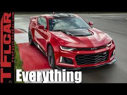 camaro zt1 2017 chevy camaro zl1 everything you wanted to