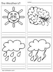 weather theme coloring pages and printables weather unit
