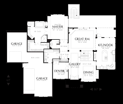 mascord house plan 1312a the damstrom