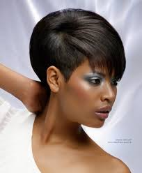 short hairstyles for black women front and back view haircuts black
