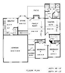 Construction Floor Plans Graham House Plans Blueprints Floor Architectural Drawings Elegant