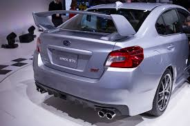 2015 subaru wrx modified 2014 detroit subaru unveiled the next chapter in the book of wrx