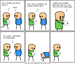 Funny Meme Comic Strips - artist s life via funny comics strips designy day