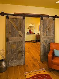Sliding Barn Doors A Practical Solution For Large Or by Barn Doors Are Great Solution For Partitioning Off Areas When You