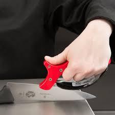 chef master 90015gdcm01 professional carbide hand held knife sharpener