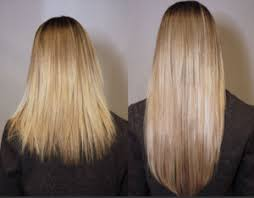 bonding extensions racoon brand hair extensions