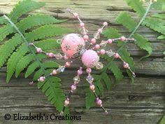 legend of the spider ornament handmade by waterswillow