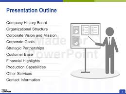 company profile ppt editable powerpoint presentation