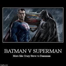 Batman Superman Meme - batman v superman demotivational by aspiringcreator on deviantart