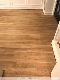 Laminate Flooring Transition Between Rooms Refinishing My Hardwood Floors U2013 Sanding Progress