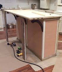 diy kitchen islands alternative programming or how to diy a kitchen island from a