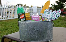 bathroom gift basket ideas gardening gift basket for mom home outdoor decoration