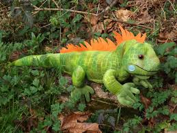 stuffed iguanas and other lizards product categories