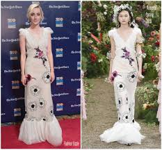 Fashion Sizzlers Archives Fashionsizzle by Saoirse Ronan In Rodarte At 2017 Gotham Independent Film Awards