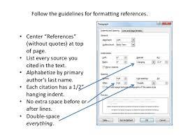format apa citation formatting apa style citations