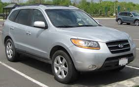 2010 hyundai santa fe information and photos zombiedrive