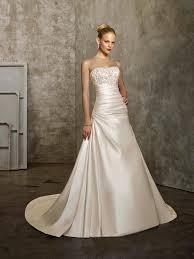 satin wedding dresses wonderful satin wedding dresses sang maestro