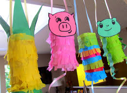 reuse toilet paper tubes mini pinatas craft idea youtube