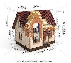 construction house plans clipart of construction house plan design blend transition