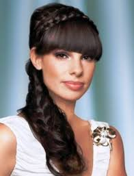 pictures of cool bridal hairstyles 2013 for long black hair