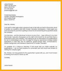 thank you letter email job interview cover letter templates
