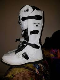 motocross boots size 9 wulf mx boots size 9 in fishponds bristol gumtree
