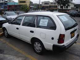toyota limo station wagon
