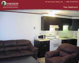 Two Bedroom Apartment Boston Furnished Apartments Boston Two Bedroom Apartment 48 54 Salem