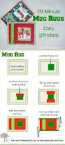 Large Christmas Rugs Best 25 Christmas Placemats Ideas Only On Pinterest Xmas Table