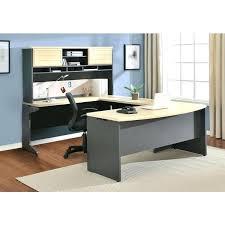 desk wingate glass top l desk black large black glass l shaped
