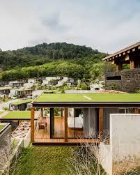 mountainside house plans matchbox villas protrude from thai mountainside at naka phuket resort