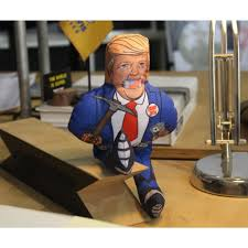 chomp a chump donald trump political parody chew toy for you and fido