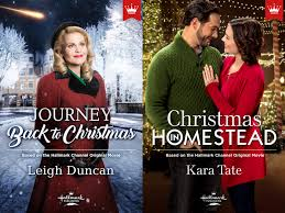 your favorite hallmark holiday movies are also available as books