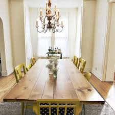 Hairpin Leg Dining Table Diy Dining Table With Trendy Hairpin Legs Shelterness