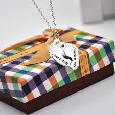 Custom Birthstone Necklaces Aliexpress Com Buy 925 Silver Twins Memorial Necklace