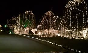 celebrity homes the top 5 best christmas light residential areas