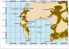 Map Of Cape Town South Africa by Invasion Of The Cape Colony Wikipedia