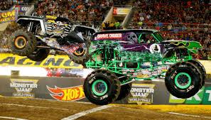 texas monster truck show monster jam 2018 event culturemap san antonio